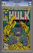 Incredible Hulk #343 - CGC 9.2 - 0217011014