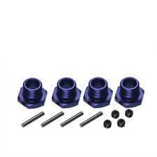 Moyeu de roue etroit bleu 4 Pièces Kyosho IFW-326BL # 703097