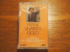 NEW SEALED FRANK SINATRA GOLD CASSETTE Album 1983 Capital Records CLASSIC