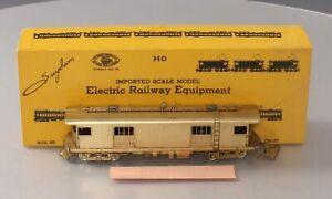 Suydam 1010 HO BRASS Northern Electric Locomotive - Unpainted/Box