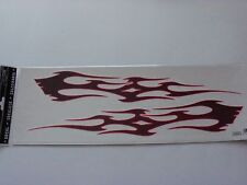 Flames Vinyl  Automotive Decal Stickers Car Decals