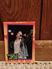 New Kids On The Block Trading Card #43 Donnie Walhberg