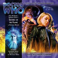 Sisters of the Flame (Doctor Who: The New Eighth... by Briggs, Nicholas CD-Audio