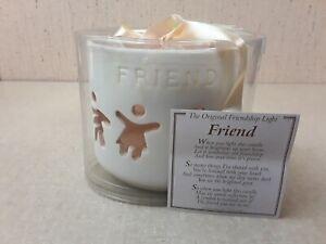 Friendship Votive Tealights Candle Holder