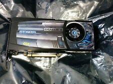 Gigabyte GTX 470 GV-N470D5-13I-B 1.28GB GDDR5, 2xDVI, mini HDMI Graphics Card