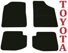 Toyota Yaris 1999-2006 Tailored Car mats 3door Hatchback models