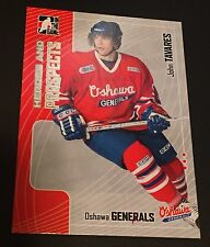 JOHN TAVARES 2005-06 In The Game ITG Heroes & Prospects ROOKIE #111 Generals RC