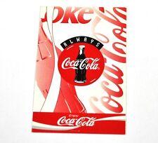 COCA-COLA COKE USA TASCABILE calendario pocket calendar 1996