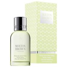 MOLTON Brown Dewy Lily of the Valley & Star Anise Eau de Toilette 50 ml new men