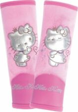 Hello Kitty seat belt covers (seat belt pads) pair new with tags