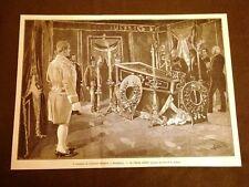 Stradella nel 1887 Camera ardente Agostino Depretis De Pretis di Mezzana Corti