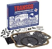 Turbo 400 Automatic Transmission Transgo Shift Kit Stage 1 & 2