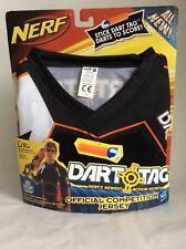 NERF DART TAG SHIRT OFFICIAL COMPETITION JERSEY  SIZE L/XL  ***BRAND NEW***
