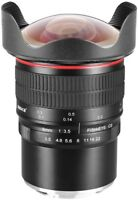 MK-8mm F3.5 Fully Manual Fisheye Lens for Fujifilm X-mount Mirrorless Full Frame