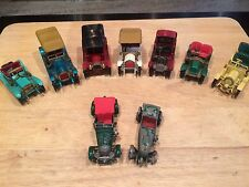 Matchbox Models Of Yesteryear Collection