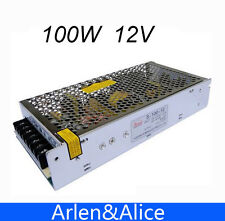 100W 12V Single Output Switching power supply for LED Strip light smps