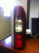 VAUXHALL VIVARO/RENAULT TRAFIC  REAR LIGHT CLUSTER UNIT DRIVERS SIDE 2014 ON