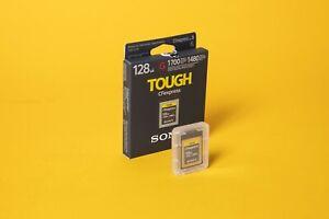 Sony CFexpress Type B TOUGH G 128G Memory Card