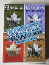 'The Canadian Machine Gunner' Vol 1 Gun Corps MGC official magazine book CEF