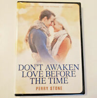 Don't Awaken Love Before the Time DVD Perry Stone Jr. NEW SEALED