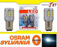 Sylvania Premium LED light Bulb 1157 White 6000K Turn Signal Side Marker Tail