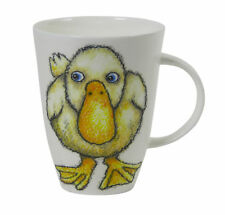 Roy Kirkham Single Duck Please Shut the Gate Mug Tea Coffee Bone China England