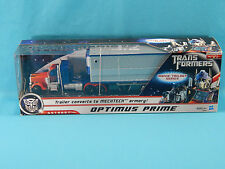 Transformers Movie Trilogy Series Optimus Prime Mechtech Armory 2011
