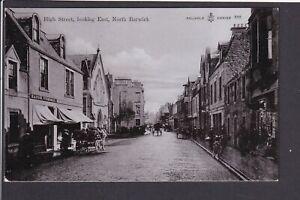Scotland - E. Lothian North Berwick, High Street - Pub WR&S Reliable Series 888
