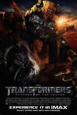 TRANSFORMERS 2: REVENGE OF THE FALLEN Movie POSTER 27x40 I Shia LaBeouf Megan