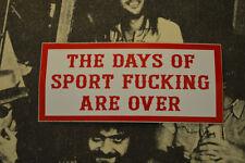 Hells Angels Nomads, AZ USA - Days of Sport F#cking - Sticker