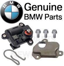 BMW Exhaust Flap Control Valve Actuator & Thermal Protector & Clip 3 Screws Kit