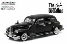 GREENLIGHT 1:18 THE GODFATHER - 1941 PACKARD SUPER EIGHT ONE - EIGHTY 12948