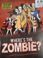 Where's the Zombie? A Post-Apocalyptic Zombie Adventure - Comics Book #4