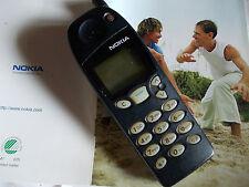 Cellulare NOKIA 5110 sat. Mercedes BMW Audi - GRIGIO SCURO