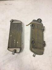 06 Ktm 250 SXF 250sxf Radiators