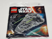 Brand New Lego - First Order Star Destroyer (2017) - Star Wars - 30277 Polybag
