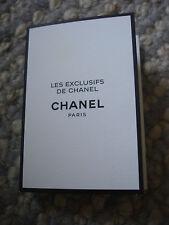 Chanel Les Exclusifs Parfum Probe 2 ml Luxusprobe Eau de Parfum Coromandel