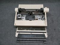 Vintage Apple Image Writer II A9M0310 Mechanically Works No Print *Parts Only*