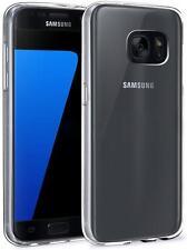 Housse Galaxy S7 Etui protection Silicone TPU Gel Samsung Galaxy S7