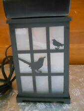 Nib PartyLite Change-O-Warmer Scentglow Electric Warmer P90607 Birds, Branch Htf