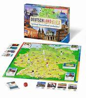 Ravensburger Deutschlandreise Wissen Reise Deutschland Spiel Brettspiel Kinder