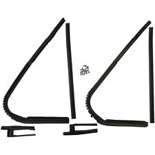 1953 1954 Chevrolet & Pontiac 2dr Hardtop & Convertibles Vent Window Seal Kit