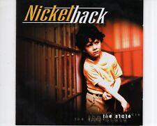 CD NICKELBACKthe stateEX+ (A1851)
