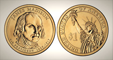2007 P James Madison Presidential Series Dollar UNC MS Brilliant Uncirculated!!