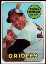 1969 Topps Baseball - Pick A Card - Cards 441-664