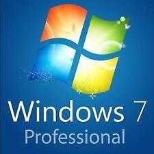 WINDOWS 7 PROFESSIONAL GENUINE KEY 32/64 BIT GENUINE LICENSE INSTANT DELIVERY