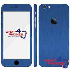 iPhone Skin Brushed Metal Skin Wrap Sticker Vinyl Decal Case Cover All iPhone