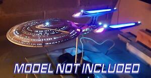 LIGHTING KIT FOR AMT STAR TREK ENTERPRISE E 1:1400 SCALE. (MODEL NOT INCLUDED)