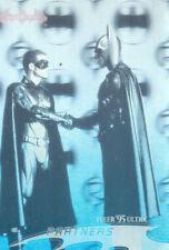1995 Fleer Ultra DC Batman Forever Movie Hologram chase card # 18 of 36