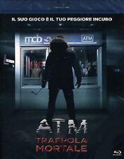 ATM - TRAPPOLA MORTALE   BLU-RAY    HORROR